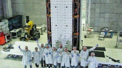 Este domingo será lanzado el satélite argentino Saocom 1B