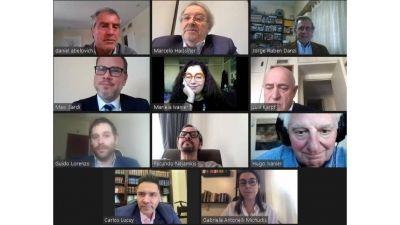 Los empresarios debaten sobre los desafío para la post pandemia