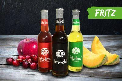 Fritz-Kola: la gaseosa alemana que compite con Pepsi y Coca-Cola