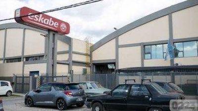 Incertidumbre por la continuidad laboral en Eskabe: tiene su producción frenada hace un mes