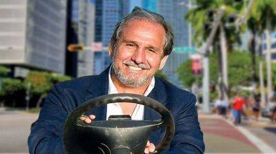 Recluido en Miami, el amigo íntimo de Macri recela de la grieta que aviva el ex presidente