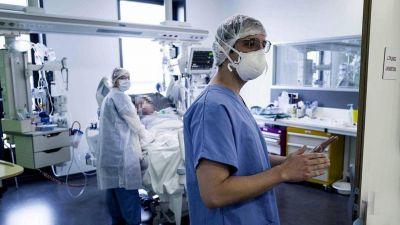 Otras 104 personas murieron y 7.187 fueron diagnosticadas en el país