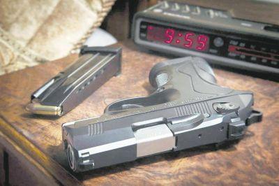 Un tiro para el lado de la ilegalidad