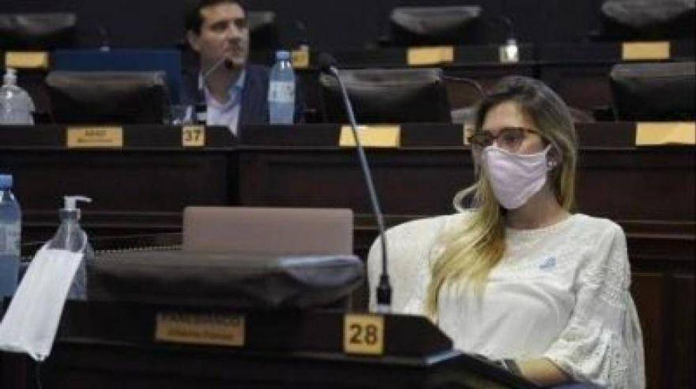 """Johanna Panebianco, sobre la pandemia: """"El camino es la educación y el empoderamiento de los ciudadanos"""""""