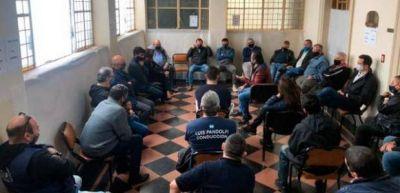 """La CGT Rosario anunció un plan de acción contra la """"criminalización de las protestas gremiales"""""""