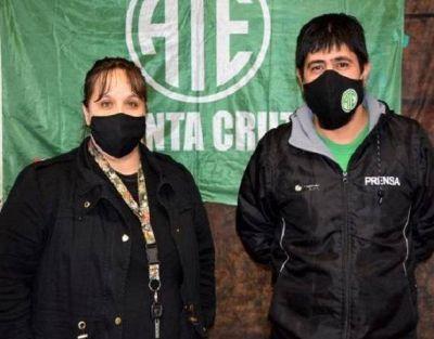 ATE logra un 20% de aumento para trabajadores municipales de Pico Truncado