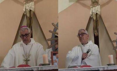 Mons. García: