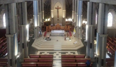 """El clero denuncia """"discriminación"""" por no autorizar misas en Bariloche"""