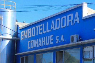 Embotelladora Comahue: se abrieron los sobres de la licitación