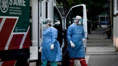 Otras 203 personas murieron y 9.309 fueron diagnosticadas con coronavirus en el país