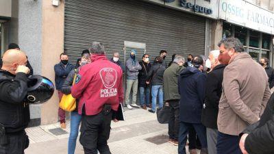 Confusión en el Sindicato del Seguro: Méndez asumió pero apareció un presunto audio de Martínez donde dice que no renunció
