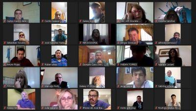 Las 62 Organizaciones Peronistas y UATRE brindaron su apoyo al Gobierno