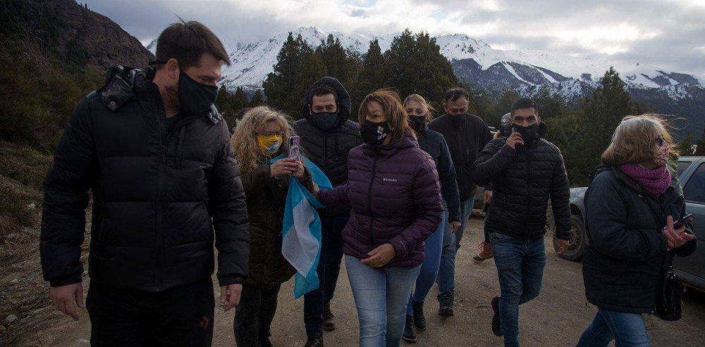 Toma de tierras en Villa Mascardi: se agudiza la polémica entre la Nación y la provincia de Río Negro