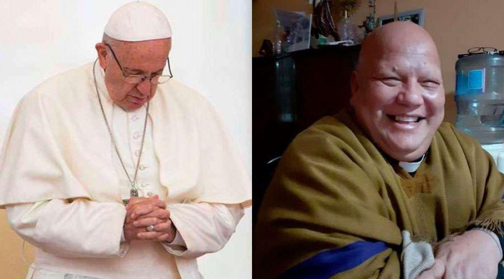 Papa Francisco manifiesta su cercanía tras la partida de sacerdote villero