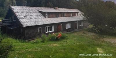 Villa Mascardi: Tomas y quema de la cabaña del obispado de San Isidro