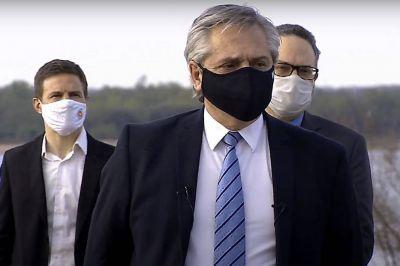 Con la reactivación y la seguridad como banderas, el Gobierno busca imponer una agenda lejos de la pandemia