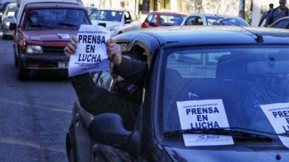 Federación de prensa cerró aumento para el interior y expone la pasividad de la Utpba