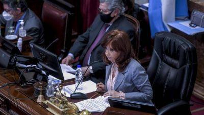 Cristina apura una sesión para aprobar un acuerdo con China y el congelamiento de tarifas de internet