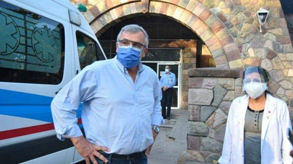 Jujuy: Gerardo Morales buscará sumar 200 médicos de obras sociales para atender a personas con síntomas de coronavirus