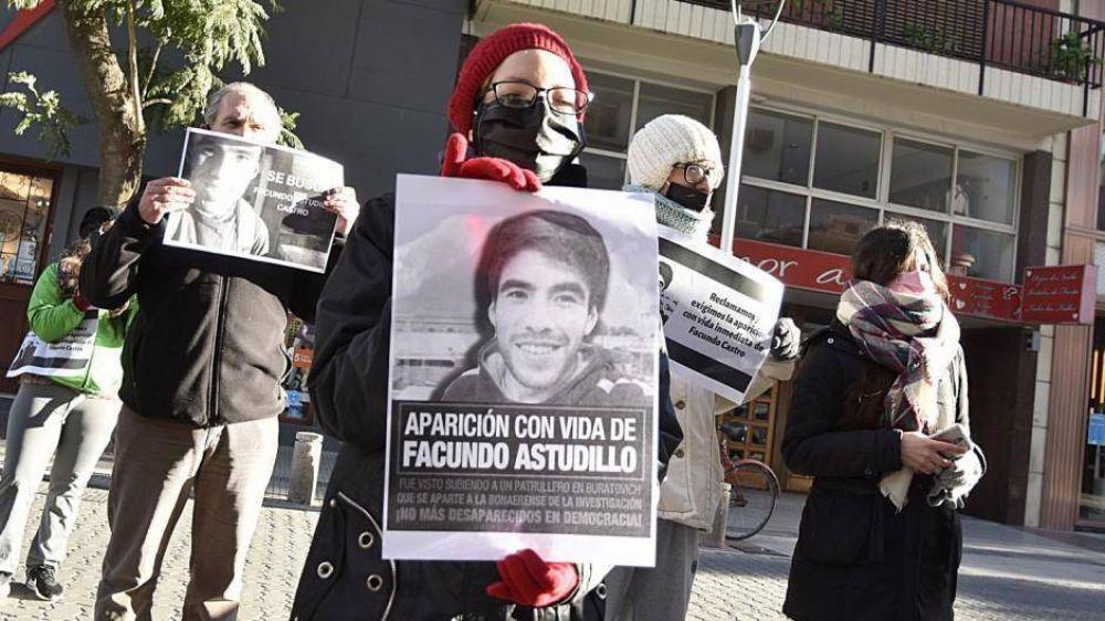 Confirman que el cuerpo hallado cerca de Bahía Blanca corresponde a Facundo Astudillo