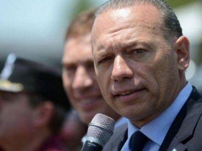 Sergio Berni quiere presidir el PJ y adelantó que presentará una lista