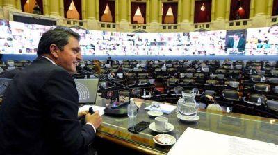 Tras el escándalo en diputados Alberto recibió a Massa y le encargó reabrir el diálogo con la oposición