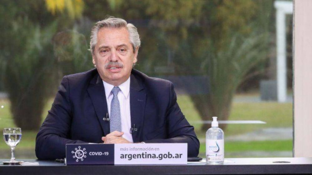 Cuarentena, economía y grieta, las principales definiciones de Alberto Fernández