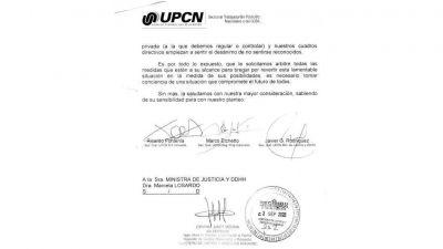 UPCN va ministro por ministro para solicitar paritarias