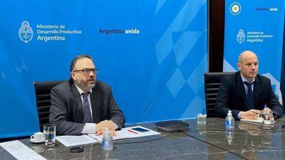 Kulfas anunció un nuevo sistema de banca de desarrollo por el Día de la Industria