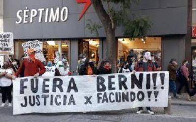 Marcha en La Plata por Facundo Astudillo Castro