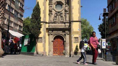 Diez metros cuadrados en el corazón de la Merced: la diminuta iglesia en la que rezaban ladrones y prostitutas
