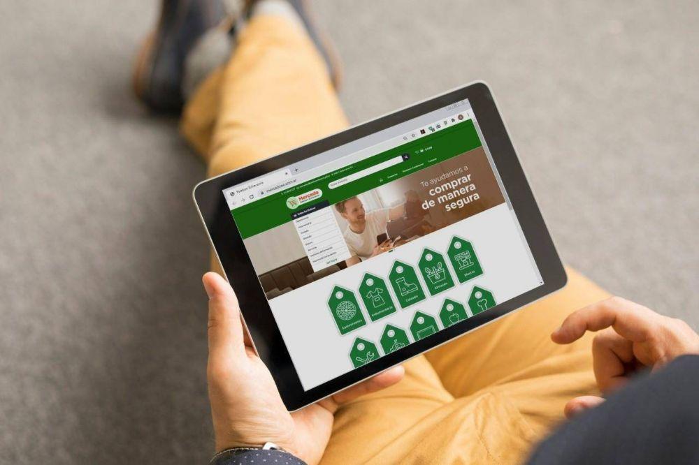 Mercado EE: la plataforma para que los vecinos compren desde sus casas