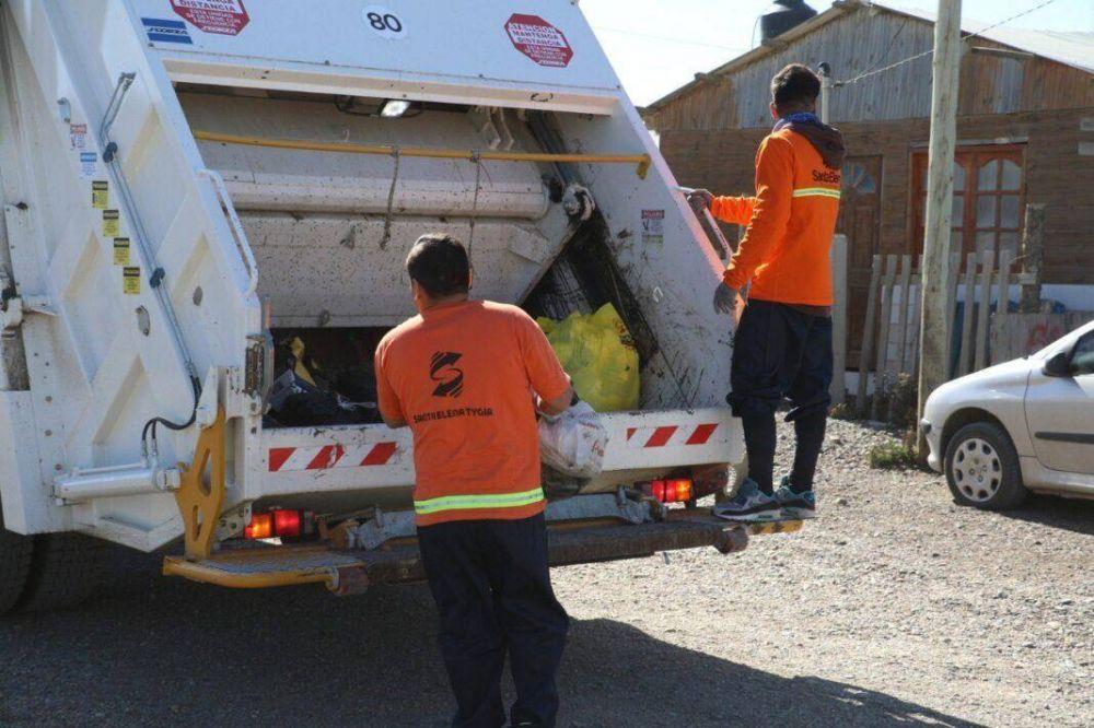 Suman nuevas zonas tanto para la recolección de residuos domiciliaria como la de voluminosos