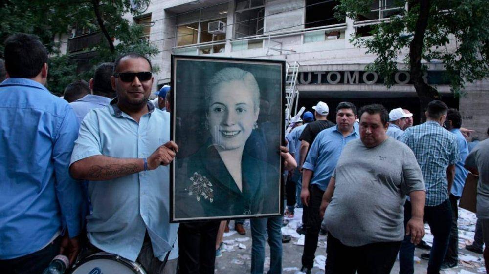 Día D para la UTA: con un paro nacional Bustinduy prueba su poder de fuego ante Fernández