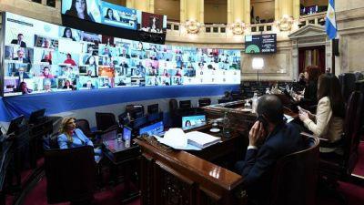 El Congreso dio por finalizada la intervención del Gobierno en Vicentin