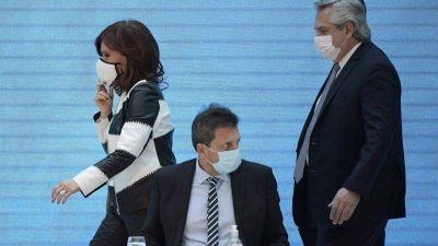 Cristina fue por Alberto y va por Massa