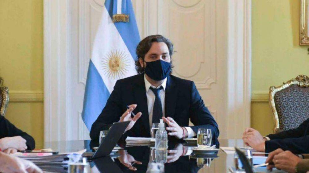 Cafiero vs. Cornejo: