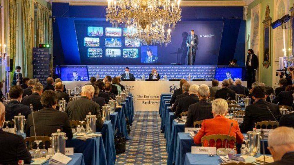 Mensaje del Papa al 46º Foro European House – Ambrosetti