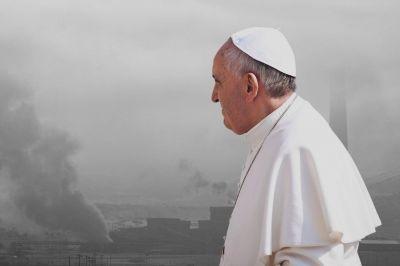 Papa Francisco cuenta cómo fue su «conversión ecológica»: «¡Antes no entendía nada!»