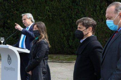 Plan de seguridad para el conurbano: Alberto Fernández refuerza el lazo con los intendentes bonaerense y debilita la figura de Sergio Berni
