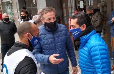 Seguros: Fuerte apoyo de la Juventud Sindical de la CGT a Jorge Sola
