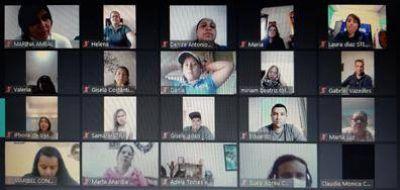 CLAMU te visita: nueva videoconferencia sobre experiencias sindicales en materia de género y diversidad