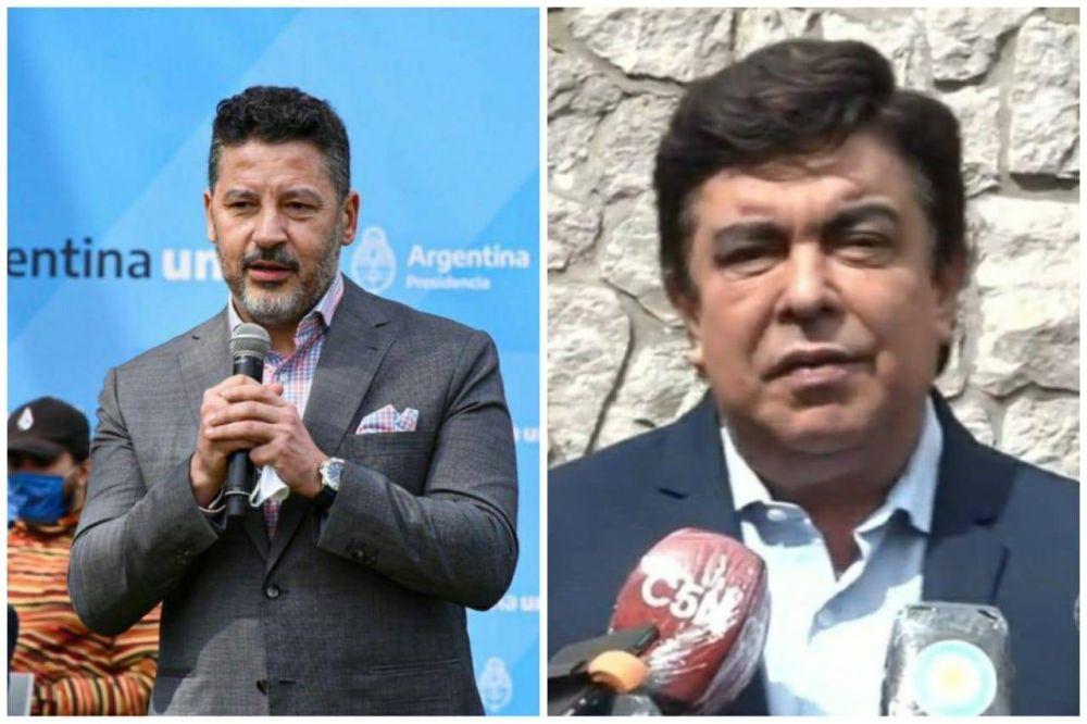 Conurbano   Espinoza y Menéndez destacaron el Plan de Seguridad presentado por el Gobierno Nacional