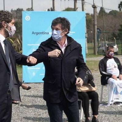 Intendentes apoyaron el plan de seguridad para la provincia