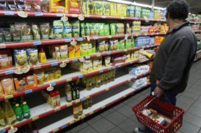 Alimentos y Bebidas, a la cabeza de la inflación anual y mensual