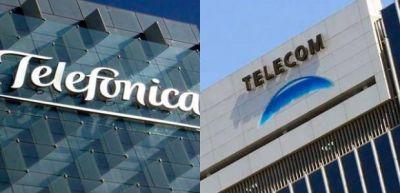 Telefónicos acordaron un adelanto de 6.500 pesos con Telefónica y lanzaron un paro en Telecom y Claro