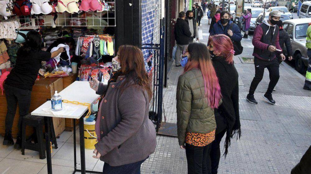 Coronavirus en Argentina: informe de la mañana del domingo 6 de septiembre