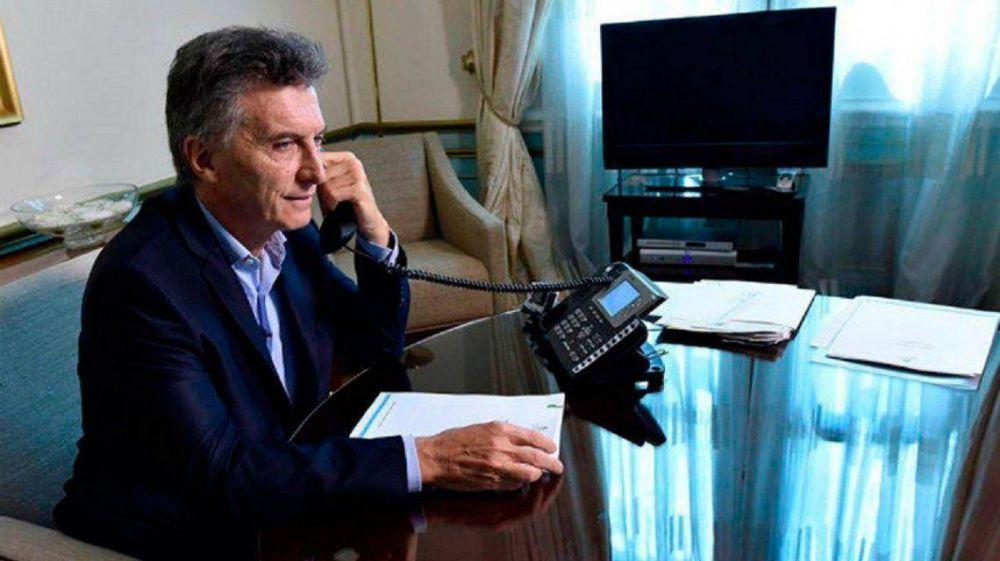 Macri intentó contactar la madre de Facundo Astudillo Castro