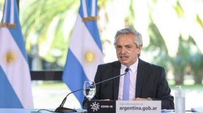 En caída libre: la imagen negativa de Alberto Fernández supera por más de 10 puntos a la positiva