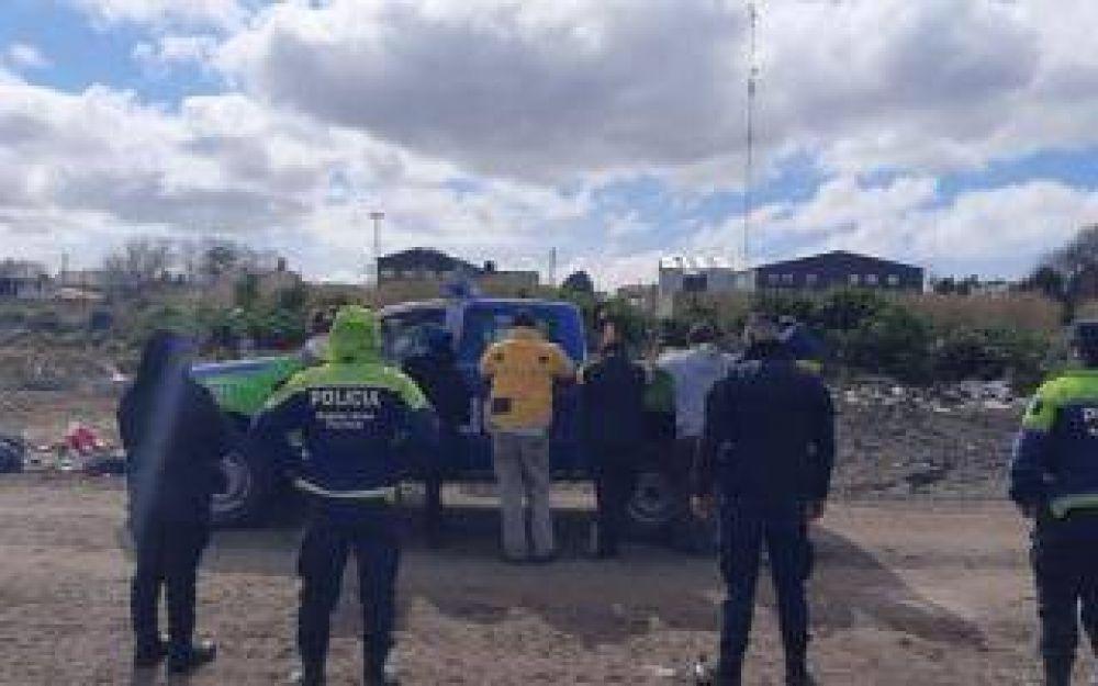 Los arrestaron cuando se aprestaban a usurpar tierras en Mar del Plata